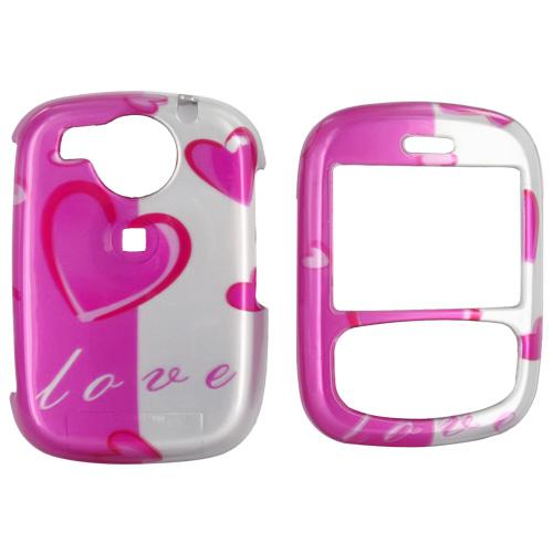 PCD Cricket TXTM8 Hard Case - 2 Tone Hearts