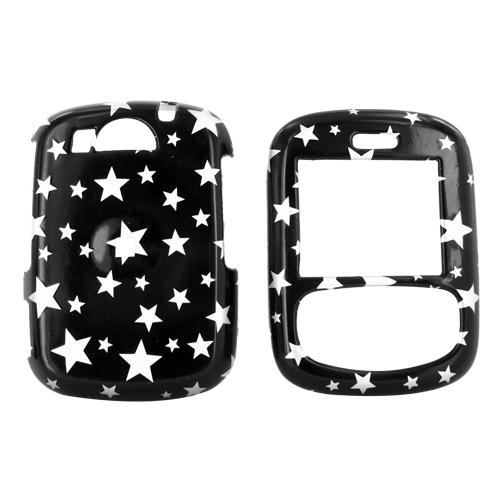 Cricket TXTM8 Hard Case - Silver Star on Black