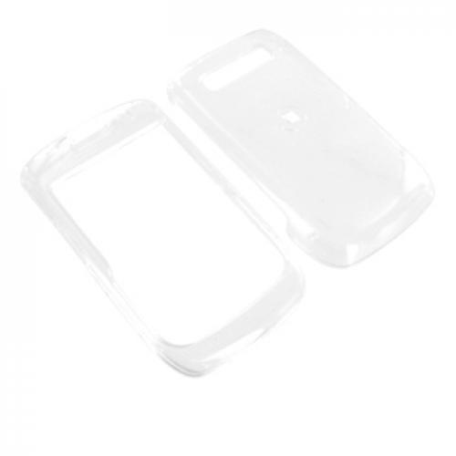 Blackberry Curve 8900 Hard Case - Transparent Clear