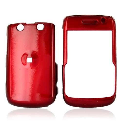 Blackberry Bold 9780 9700 Hard Case - Red