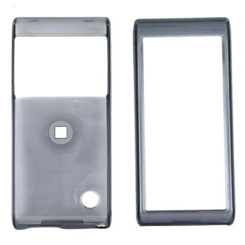 Sony Ericsson C905 Hard Case - Transparent Smoke