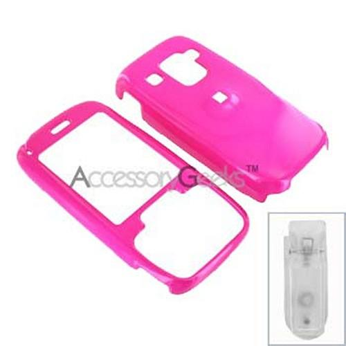HTC Fusion Hard Case - Hot Pink