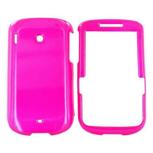 HTC Ozone XV6175 Hard Case - Hot Pink