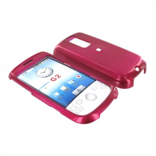 T-Mobile MyTouch 3G Hard Case - Rose Pink