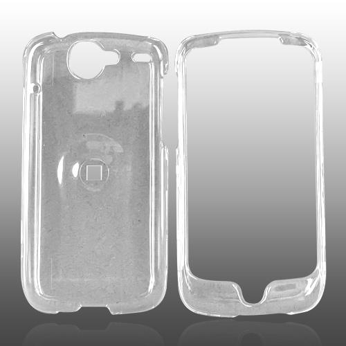 Google Nexus One Hard Case - Transparent Clear