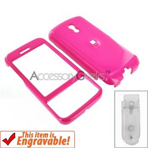 HTC Touch Pro Hard Case - Hot Pink