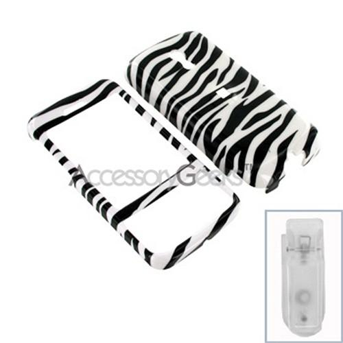 HTC Touch Pro Hard Case - Zebra