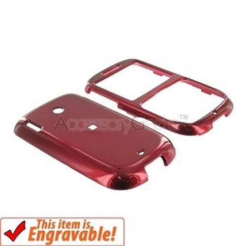 HTC Snap S511 Hard Case - Red