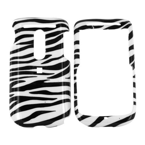 TMobile Dash 3G Hard Case - Zebra