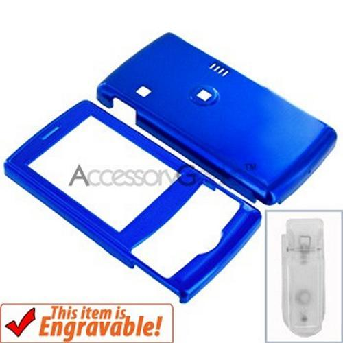 T-Mobile HTC Shadow Hard Case - Blue