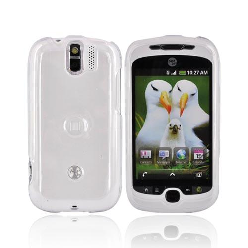T-Mobile MyTouch 3G SLIDE Hard Case - Transparent Clear