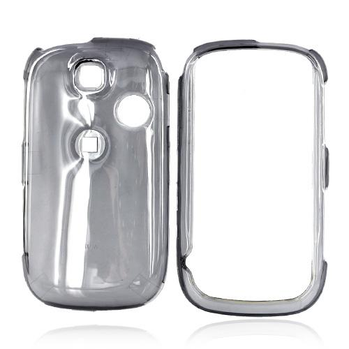 TMobile Tap Hard Case - Transparent Smoke