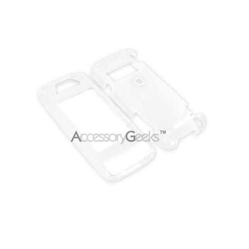 LG Voyager Hard Case - Transparent Clear