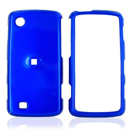 Verizon LG Chocolate Touch VX8575 Hard Case - Electric Blue