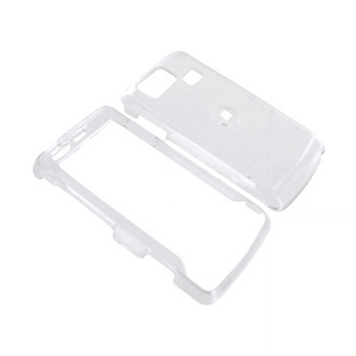 LG Versa VX9600 Hard Case - Transparent Clear