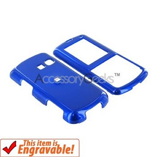 LG Banter AX265 Hard Case - Blue