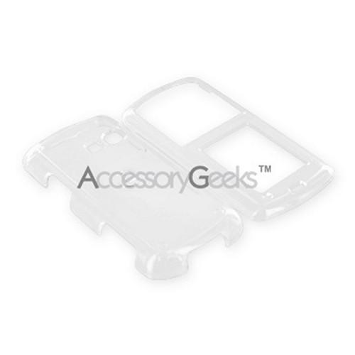 LG Banter AX265 Hard Case - Transparent Clear