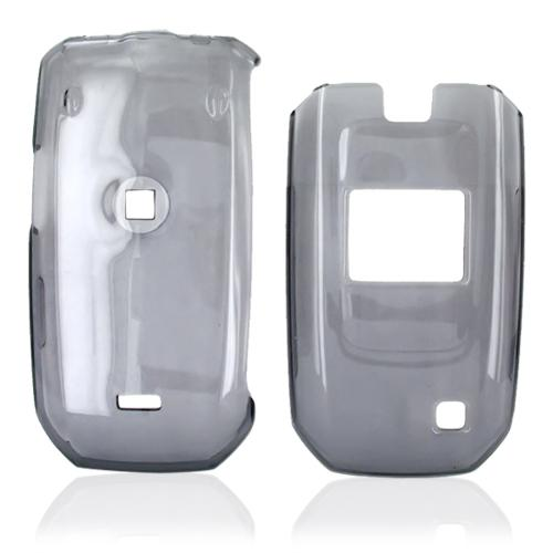 LG Helix AX310/UX310 Hard Case - Transparent Smoke