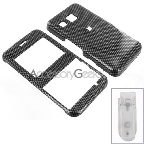 LG Invision Hard Case -Carbon Fiber