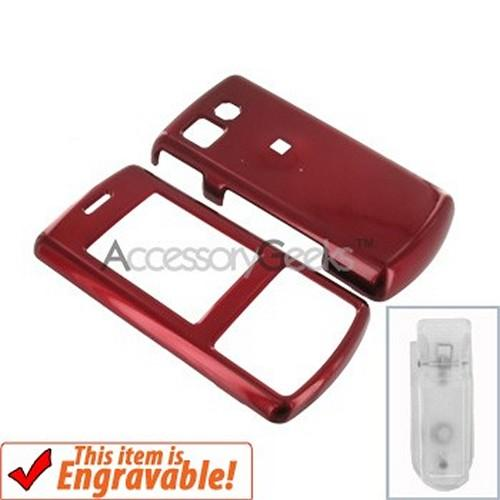 LG CF360 Hard Case - Red