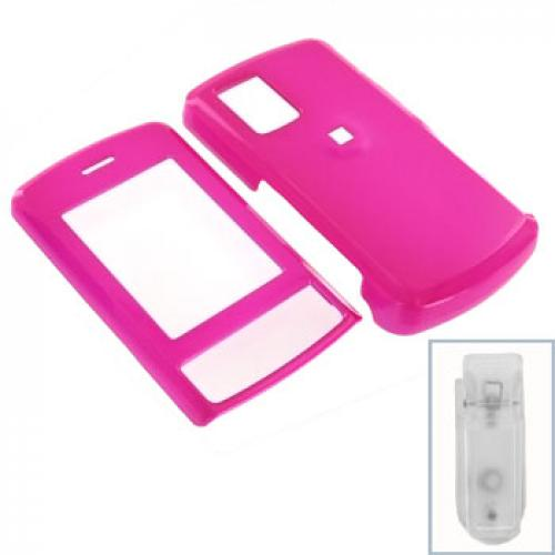 LG Shine Hard Case - Hot Pink