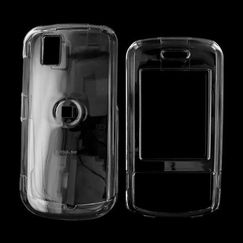 LG Shine II GD710 Hard Case - Transparent Clear