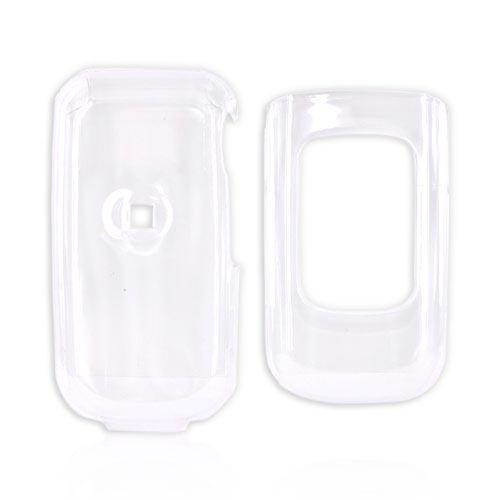 LG UX 220 Hard Case - Transparent Clear