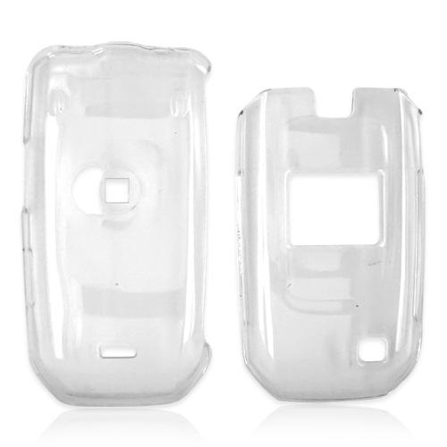 LG Helix W310/UX310 Hard Case - Transparent Clear