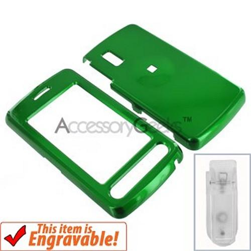 LG Vu Hard Case - Green