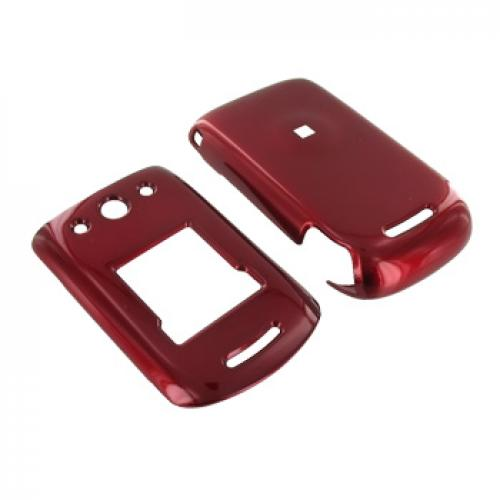 Motorola ROKR EM330 Hard Case - Red