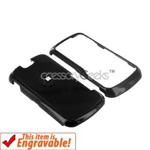 Motorola Clutch i465 Hard Case - Black