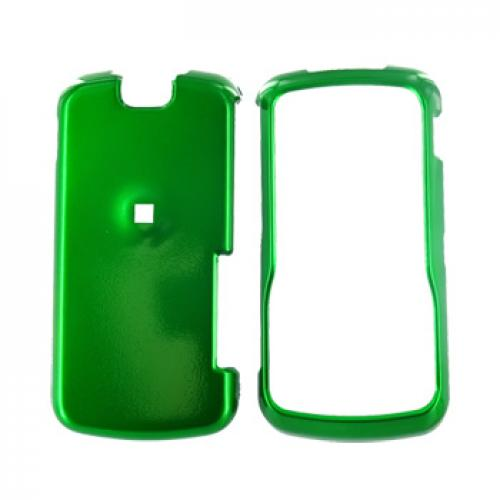 Motorola Clutch i465 Hard Case - Green
