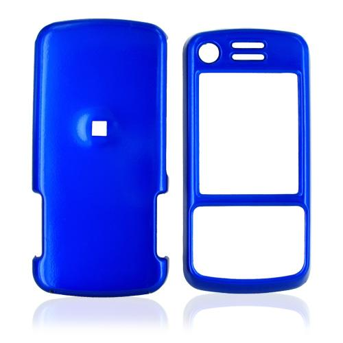 Motorola Debut i856 / Slider i856 Hard Case - Blue