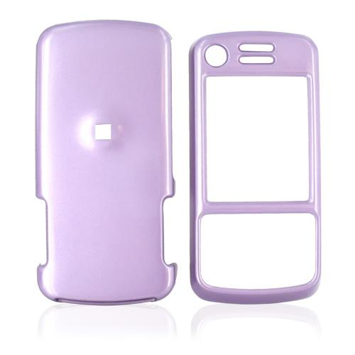 Motorola Debut i856 / Slider i856 Hard Case - Light Purple