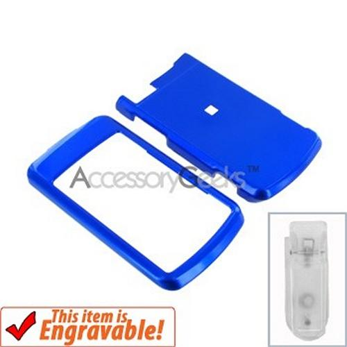 Motorola Stature i9 Hard Case - Blue