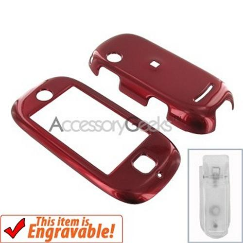 Motorola Evoke QA4 Hard Case - Red