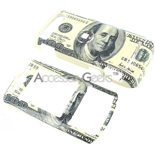 Motorola RIZR Z3 Protective Hard Case - Hundred Dollar Bill