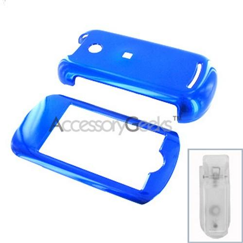 Motorola Krave Hard Case - Blue