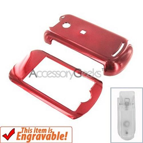 Motorola Krave Hard Case - Red