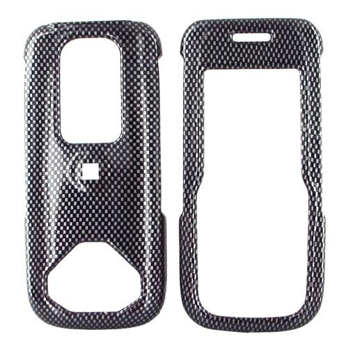 Nokia XpressMusic 5130 Hard Case - Carbon Fiber