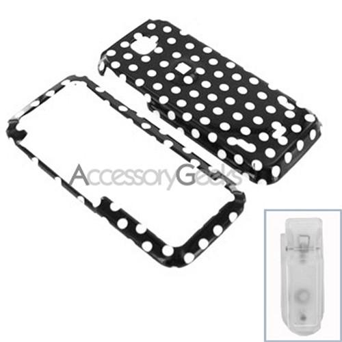 Nokia XpressMusic Hard Case - Polka Dots