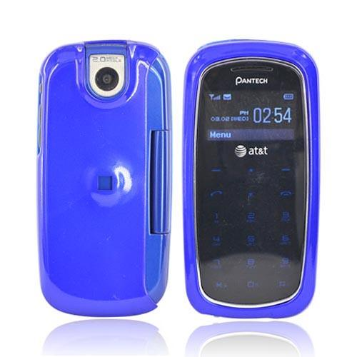 Pantech Impact P7000 Hard Case - Blue