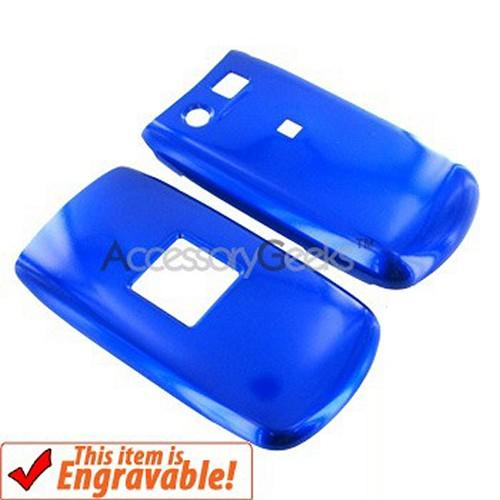 Pantech Breeze Hard Case - Blue