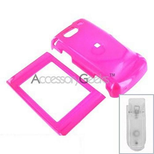 AT&T QuickFire Hard Case - Hot Pink