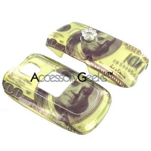 Samsung SCH A870 Dollar Bill Protective Hard Case