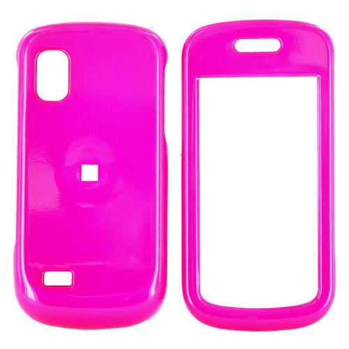 Samsung Solstice A887 Hard Case - Hot Pink