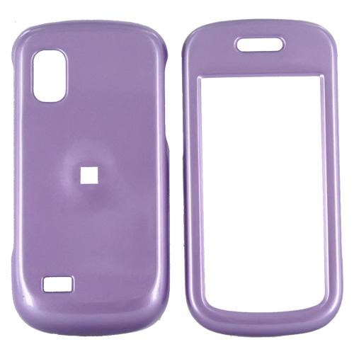 Samsung Solstice A887 Hard Case - Light Purple