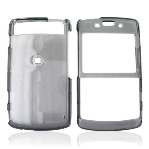 Samsung Intrepid i350 Hard Case - Transparent Smoke