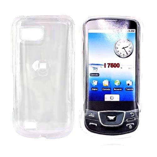 Samsung Galaxy I7500 Hard Case - Transparent Clear