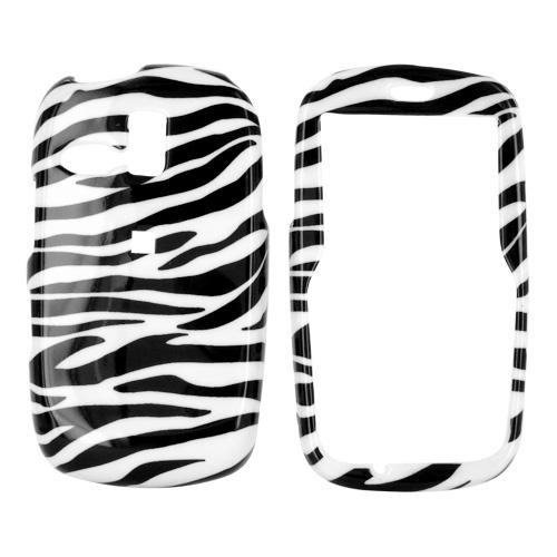 Samsung Freeform R350/R351 Hard Case - White/Black Zebra